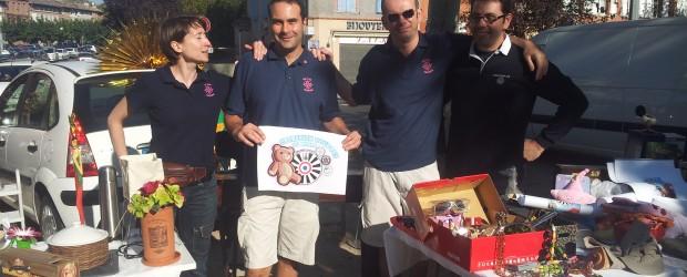 C'est le dimanche 25 septembre que la TRF 216 de Toulouse s'est retrouvée à Rabastens charmante bourgade sur la route de Castres pour participer à un vide grenier en faveur de l'orphelinat Akany Solofo soutienu la Table Ronde Francaise depuis […]