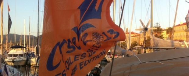 Premier jour de mer ! Départ d'Ajaccio à 9h10 pour Propriano et premier jour de mer ! Sur cette première étape, il n'y a pas beaucoup de vent et nous utilisons beaucoup le moteur mais cela n'empêche pas le […]