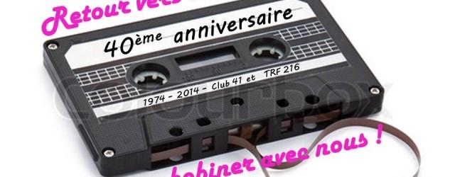 4 Octobre 2014 18h30 à Rabastens – Salle VINOVALIE Venez nombreux ! Bulletin d'Inscription à retourner avant le 27 Septembre 2014 !